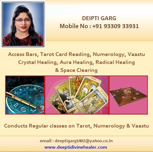 Learn Numerology, Crystal Healing, Vastu, Tarot 1
