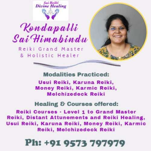Reiki Healing in Hyderabad & Secunderabad | Reiki Grand