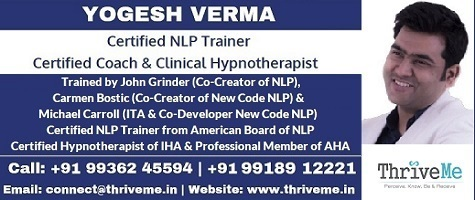 Hypnotherapy in Lucknow | Hypnotherapists in Lucknow